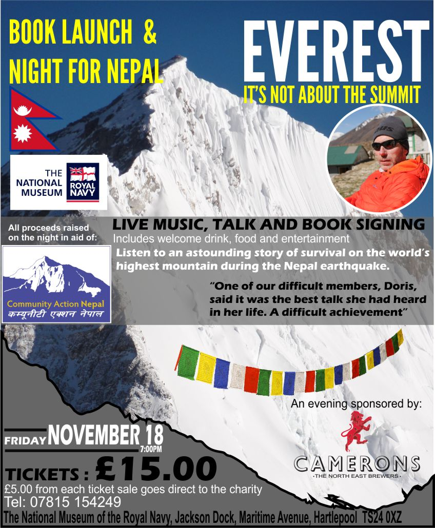 Everest - Its not about the summit