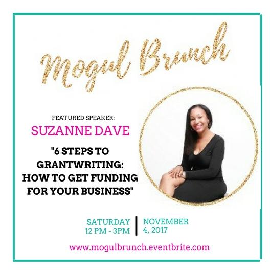 Mogul Brunch Speaker - Suzanne Dave