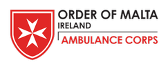 Order of Malta Ambulance Corps Logo