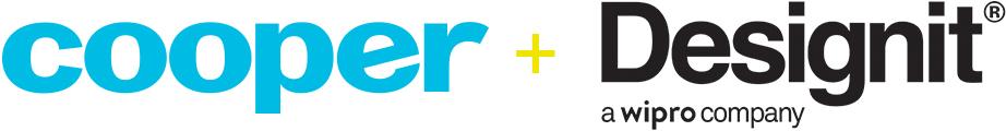 Cooper + DesignIt Logo