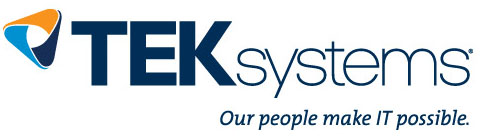 TekSystems Logo Graphic