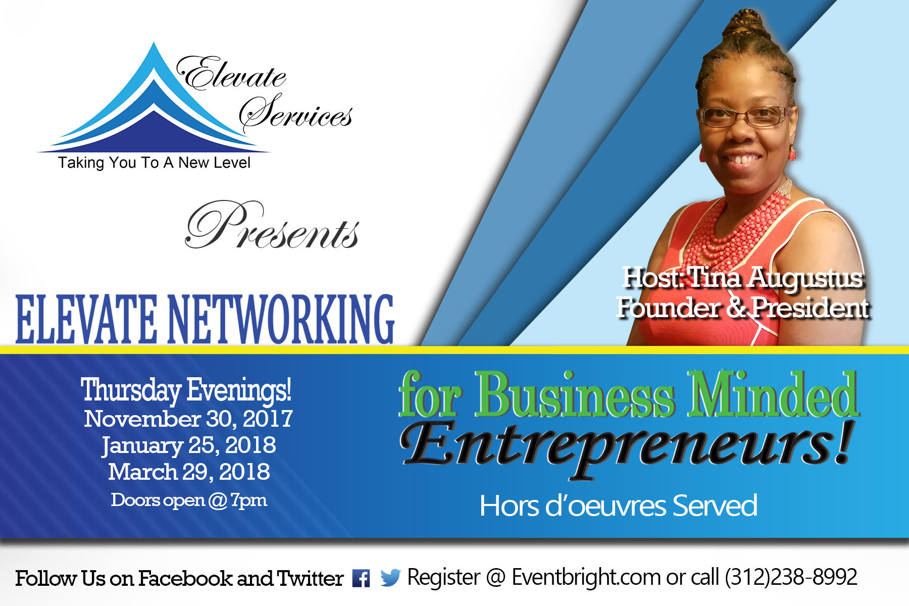 Business Networking Flyer