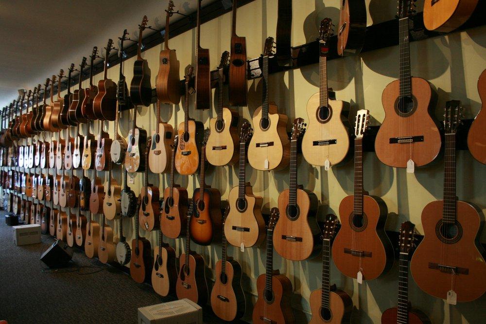 Fretted Frog Guitar Shop