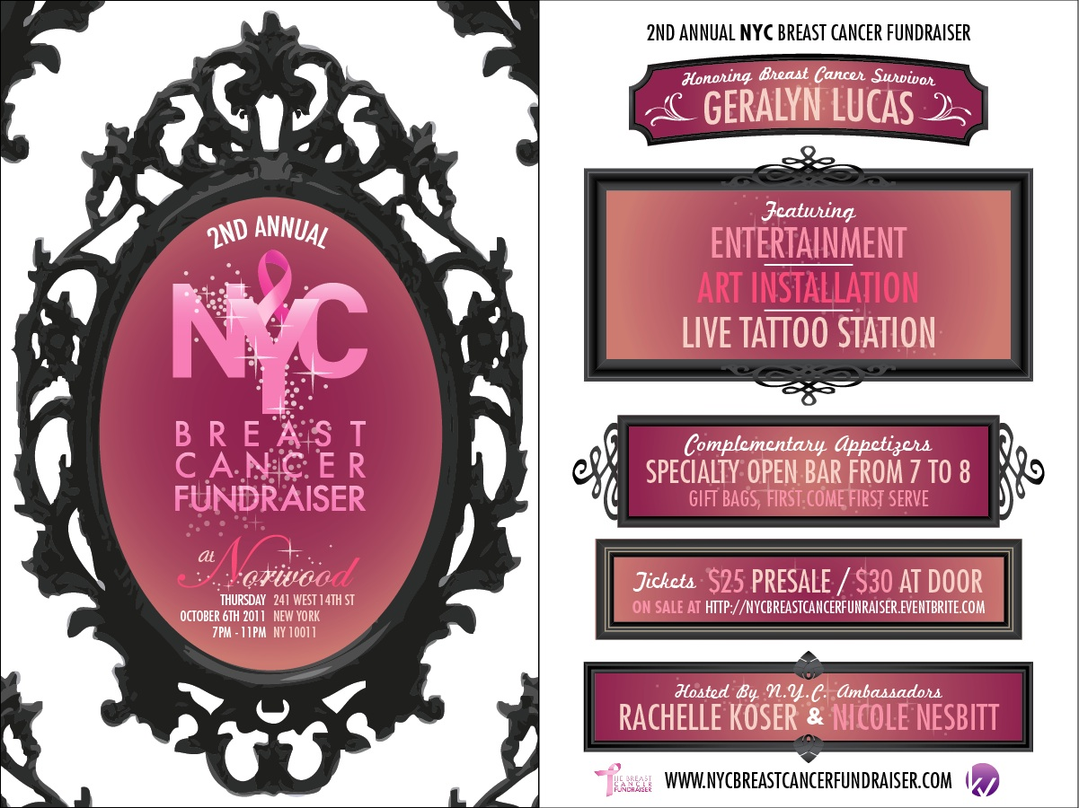 NYC Breast Cancer Fundraiser