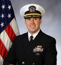 Navy Captain Ed Devinney