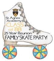 St. Agnes Academy 25 Year Reunion - FAMILY DAY!