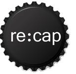re:cap logo
