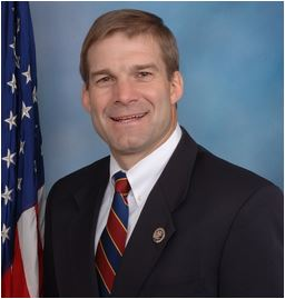 U.S. Congressman & Freedom Caucus Member, Jim Jordan
