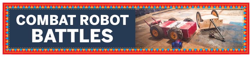 Combat Robot Battles