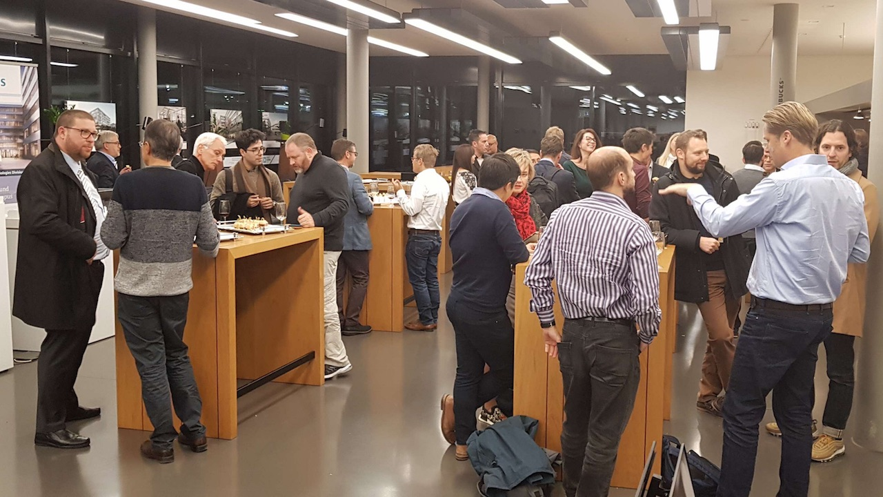 Swiss Innovation Partners Networking