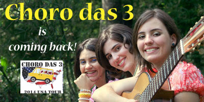 Choro das 3 is coming back!