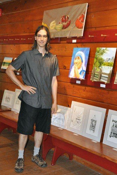 Teaching Artist Anthony Galati