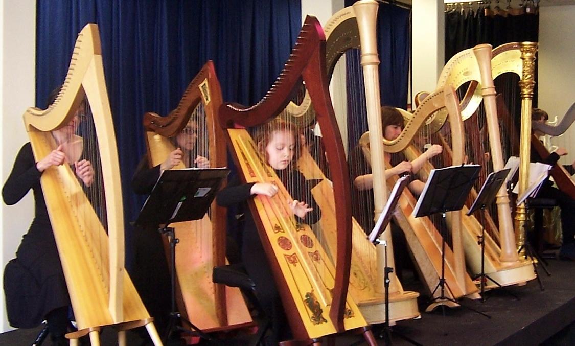 HarpAntics