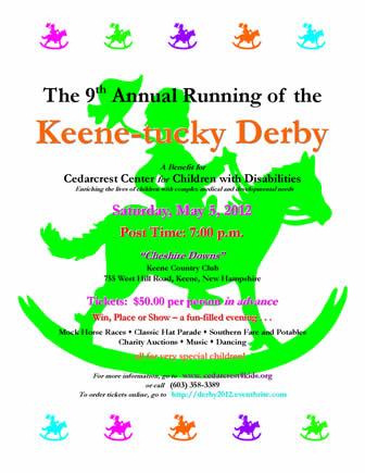 Derby Poster no presenters