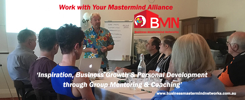 Business Mastermind Networks - Group Coaching