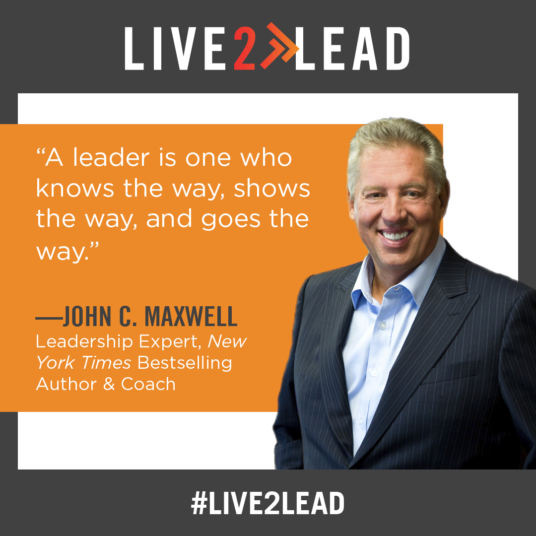 L2l cedar valley rebroadcast tickets thu jan 25 2018 at 800 john c maxwell leadership expert bestselling author and coach xflitez Images