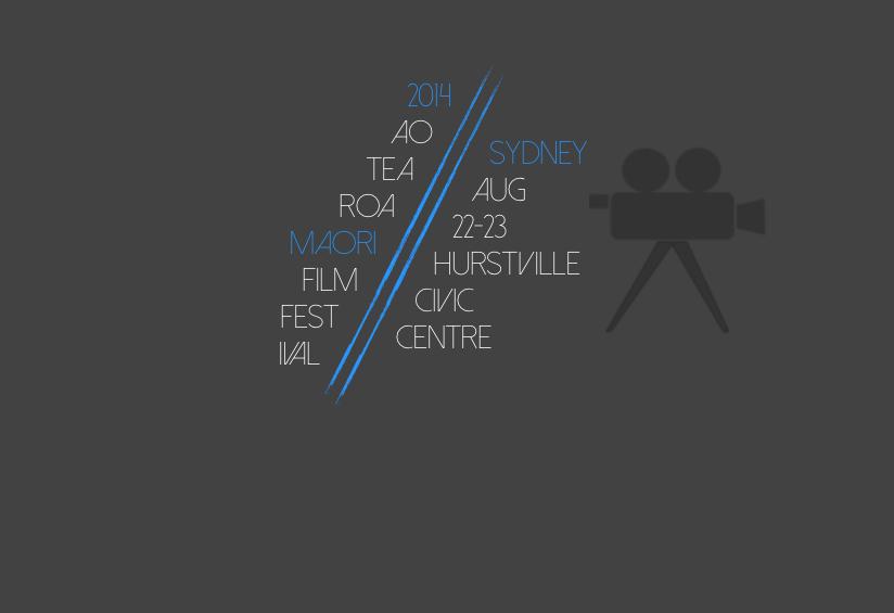 Aotearoa Maori Film Festival 2014 panui 22nd - 23rd August