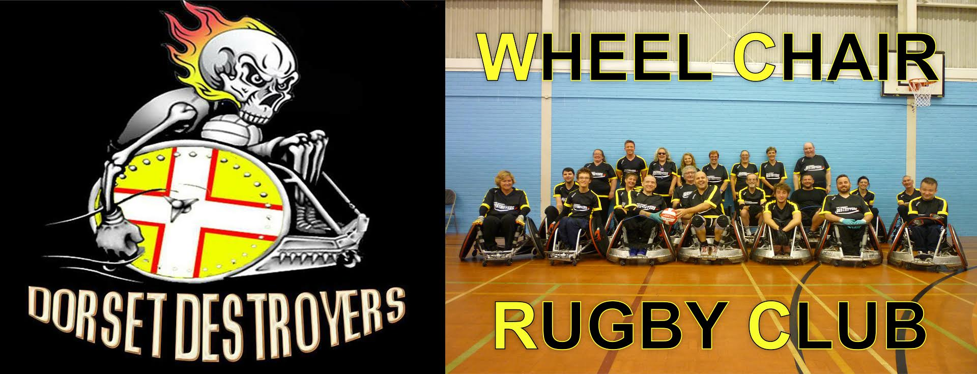Wheelchair Rugby with The Dorset Destroyers