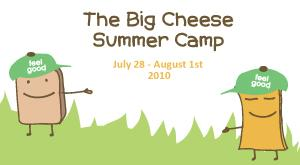 The Big Cheese Summer Camp