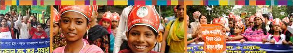 Bangladesh Girl Child Day