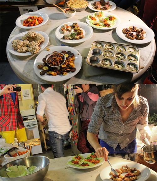 Delectable Past Banquets