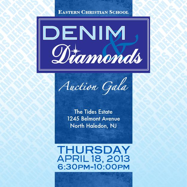 Denim & Diamond Graphic