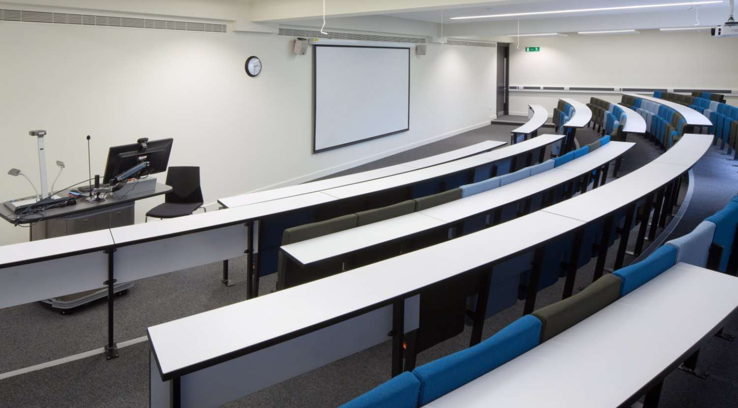 University of Liverpool London Campus Lecture