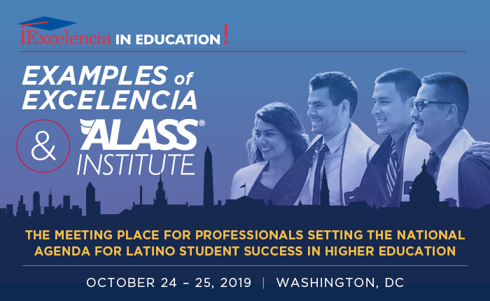 2019 Examples of Excelencia and ALASS Institute in DC