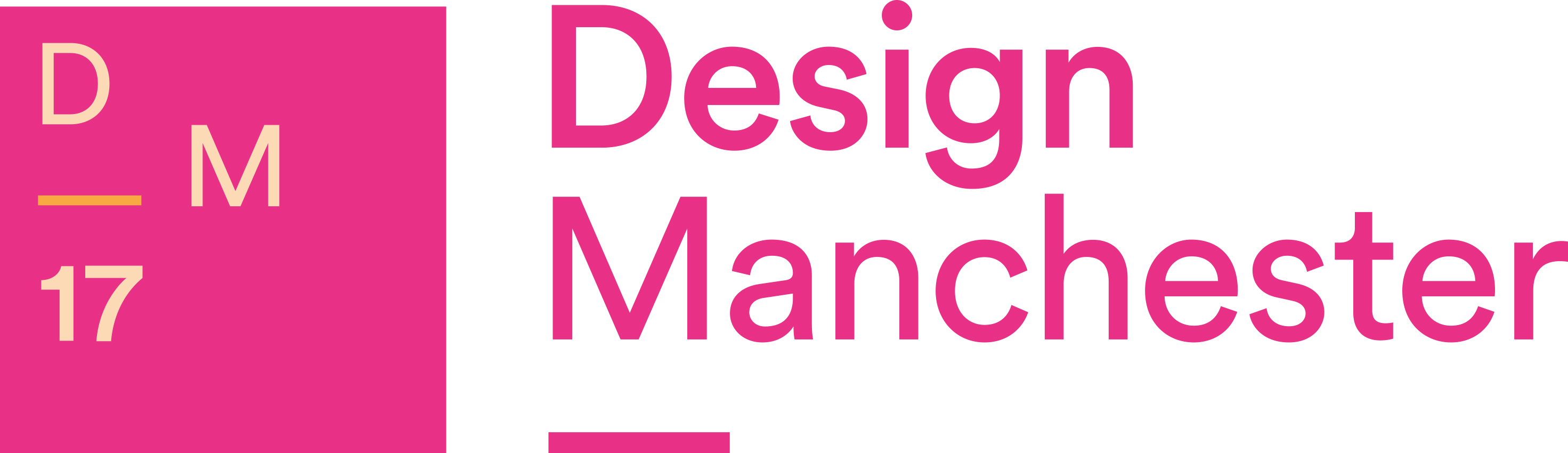 Design Manchester logo