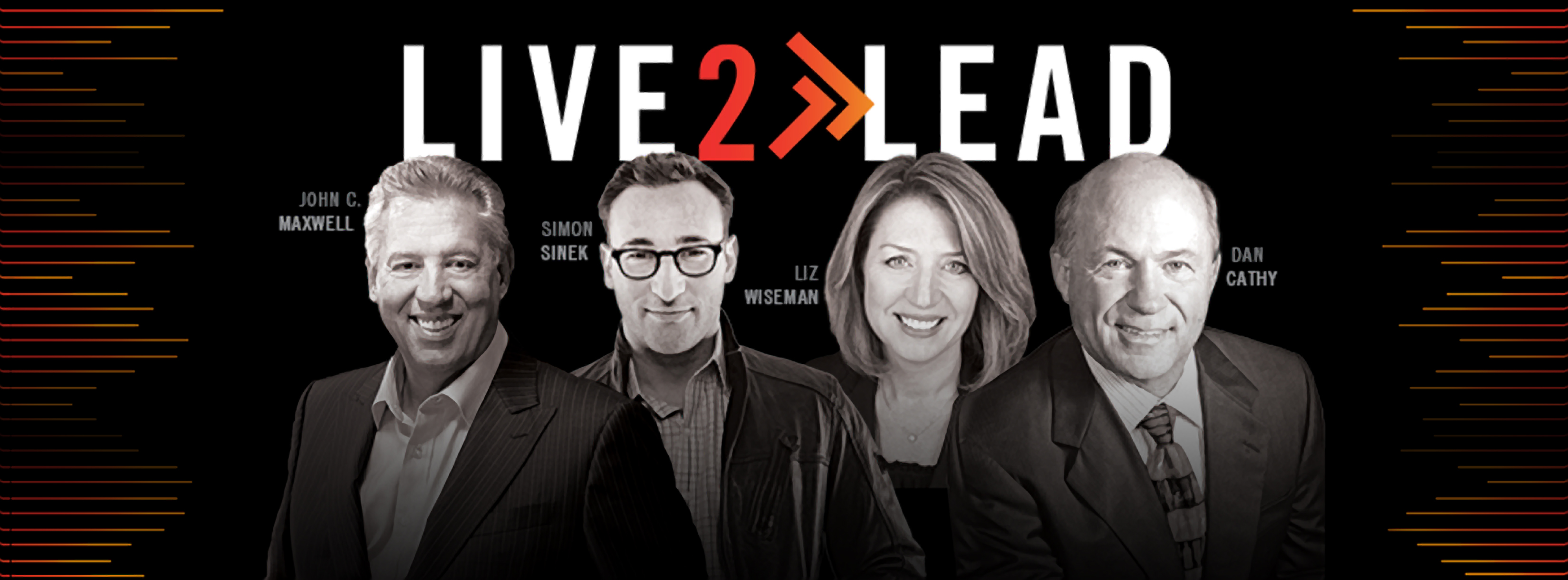Live2Lead Speakers 2016