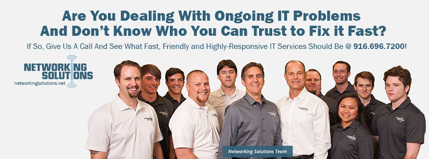 Networking Solutions Team