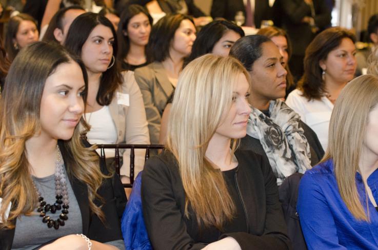 International Women's Day Networking Social Parliament