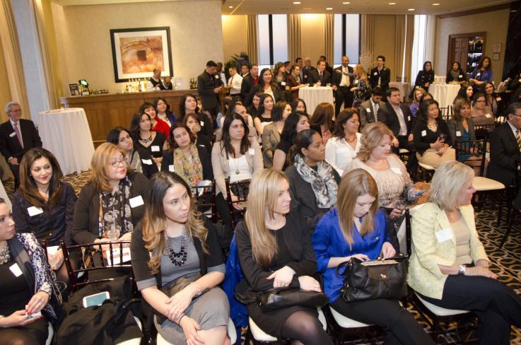 International Women's Day Networking Social Latina Parliament