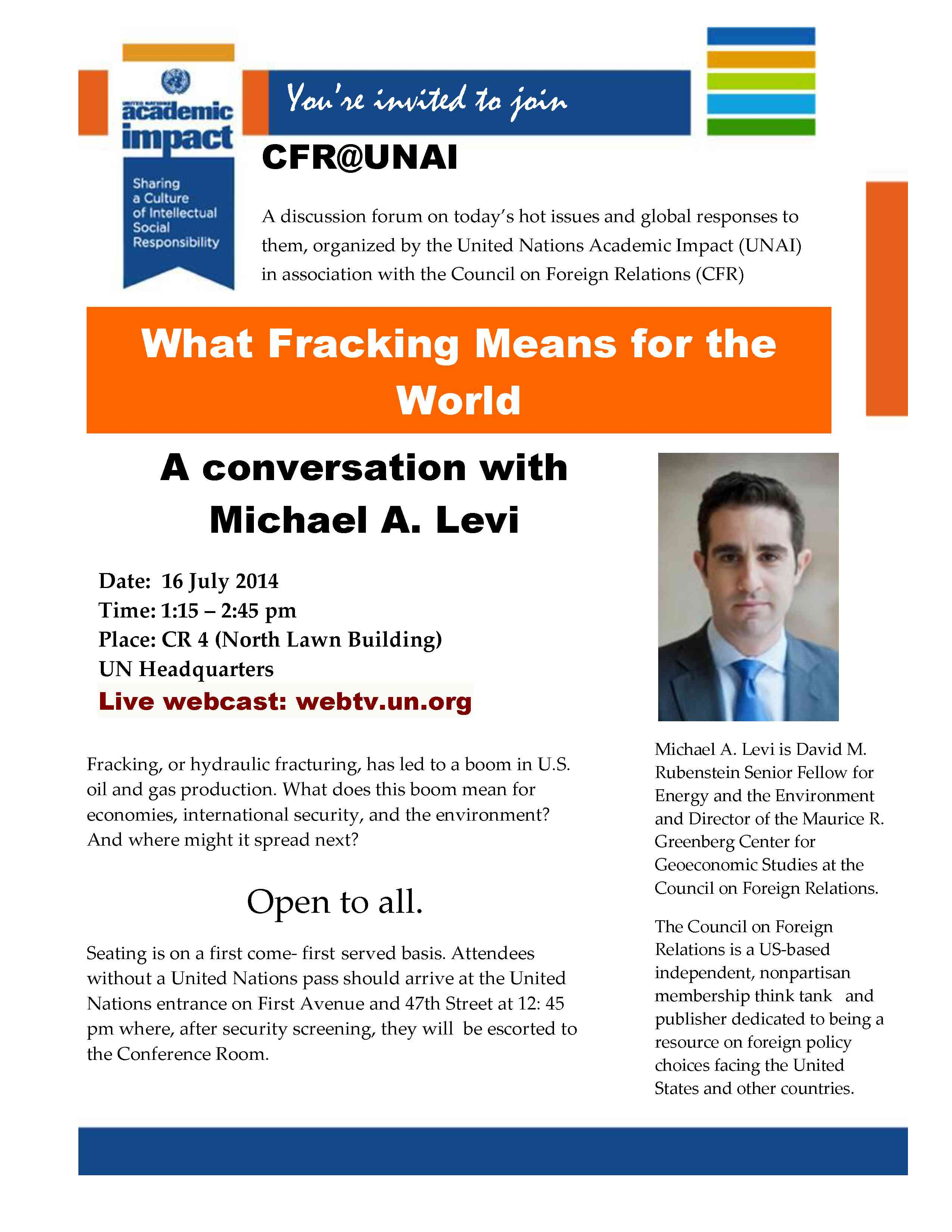 event fracking