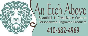 An Etch Above Logo