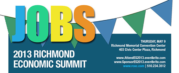JOBS: 2013 Richmond Economic Summit
