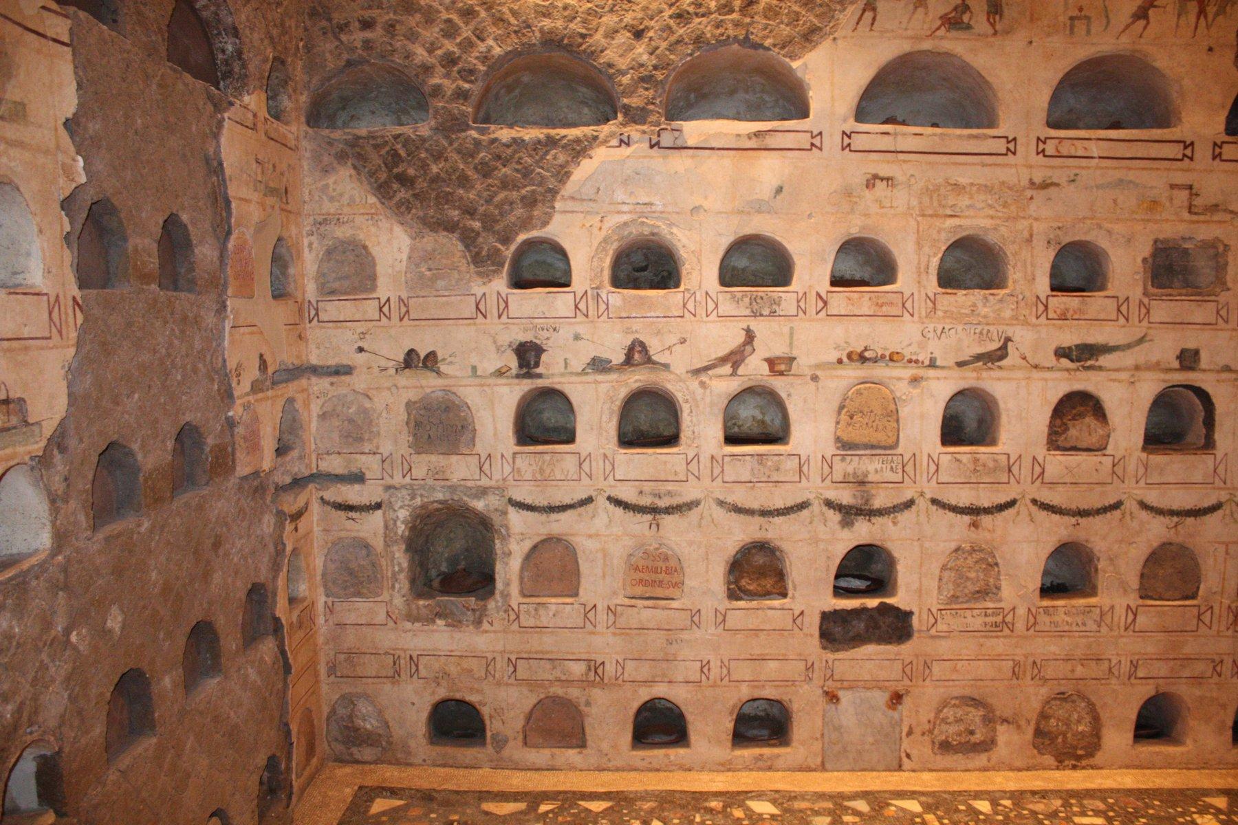 Necropoli di Villa Pamphilj