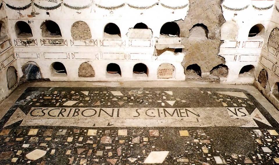 Necropoli di Villa Pamphilj, Roma