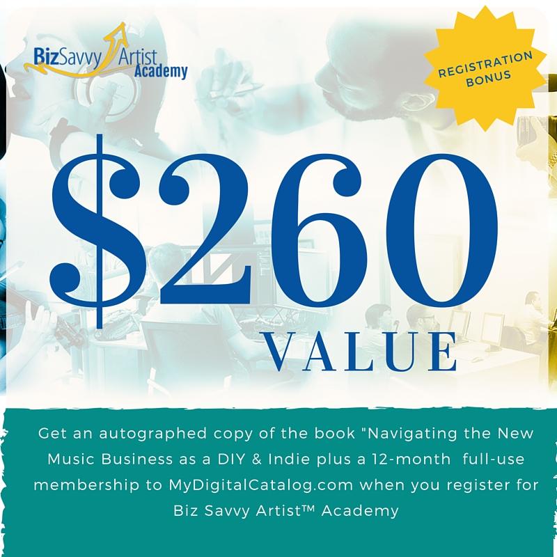 Registration Bonus $260 Value