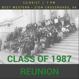 1987 Class photo