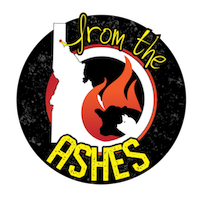 From the Ashes logo
