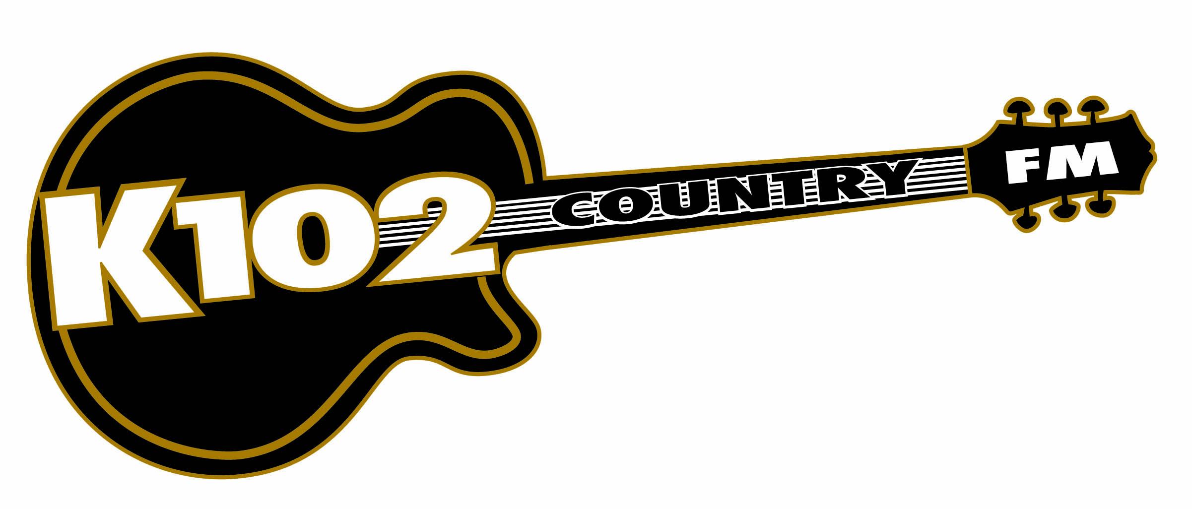 K102 Country logo