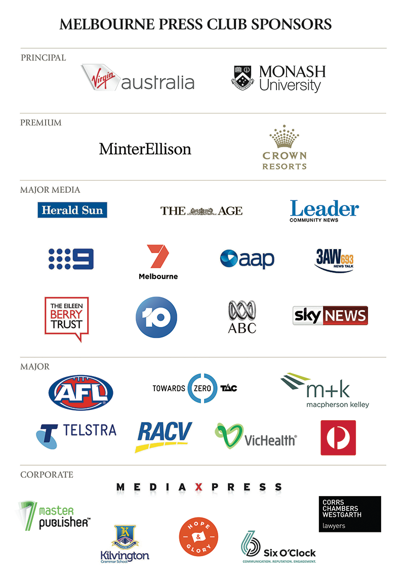 Melbourne Press Club