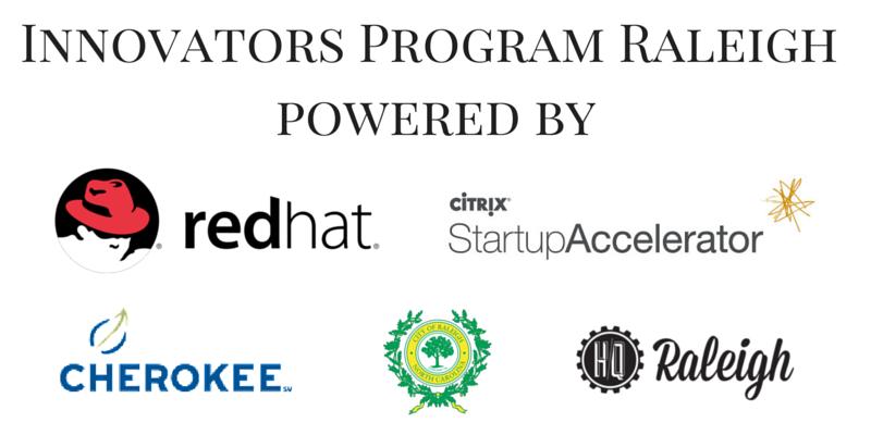 Innovators Program Raleigh Partners
