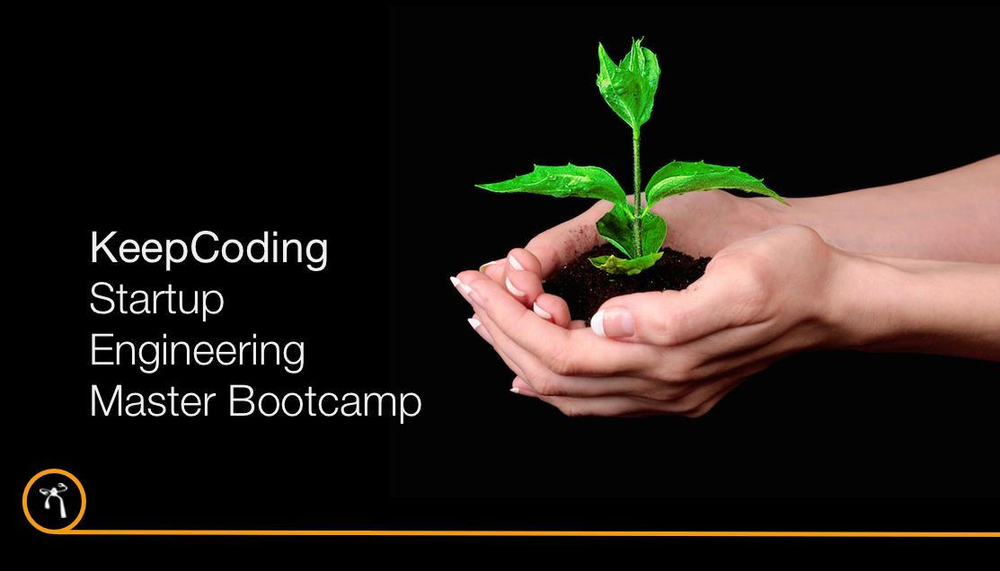 KeepCodin Startup Engineering Master Bootcamp