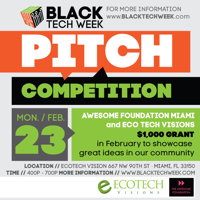 eco tech visions black tech week