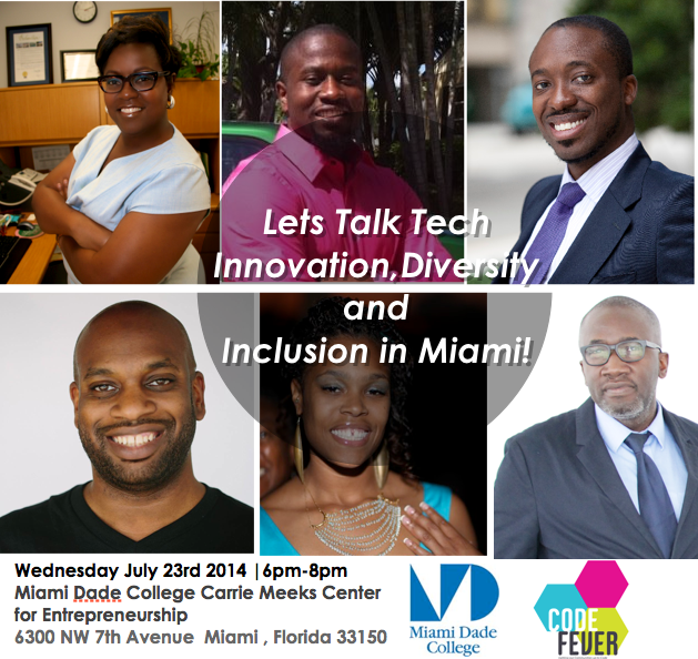 Miami Black Tech Photo