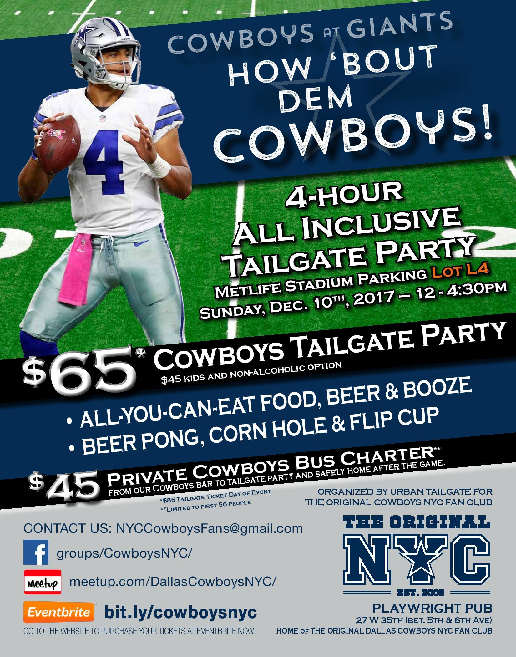 Cowboys Flyer