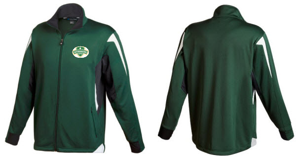 Riverbank Hockey Jacket, Lined