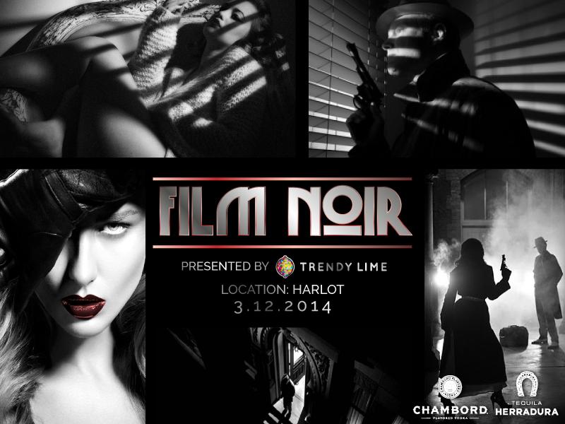 Film Noir by Trendy Lime